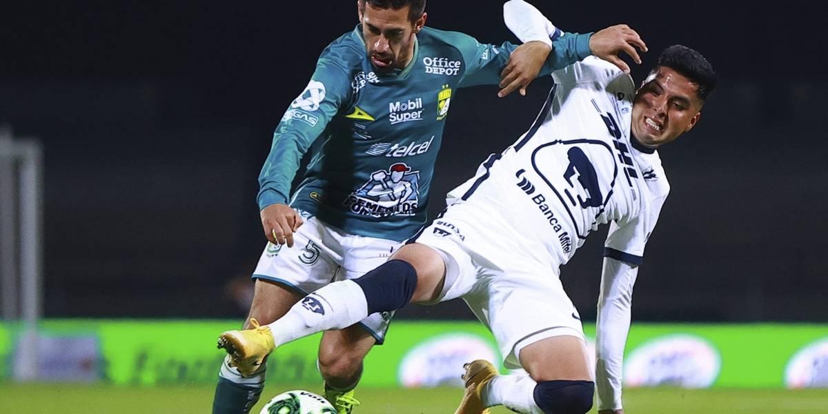 León vs. Pumas, ¿dónde y a qué hora ver la Final de la Liga MX?