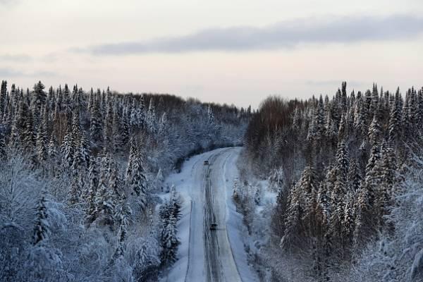 Joven conductor muere congelado tras tomar camino equivocado en Google Maps
