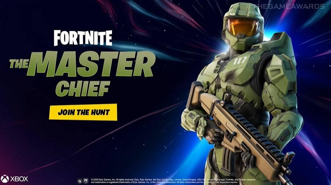 Fortnite Halo The walking Dead