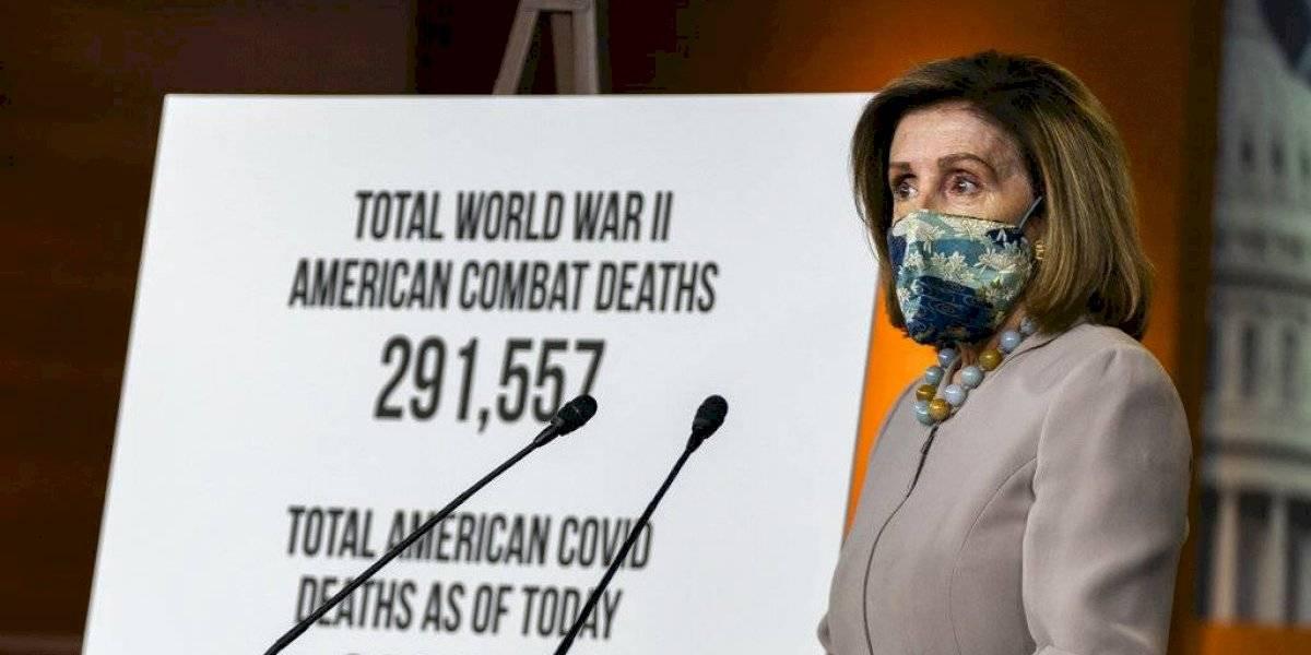 Congreso de EEUU aprueba ley que evita cierre gubernamental