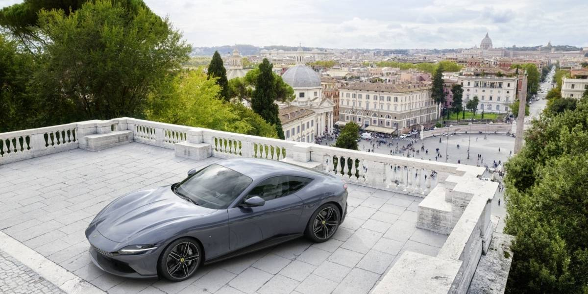 Ferrari Roma recibe el Car Design Award 2020