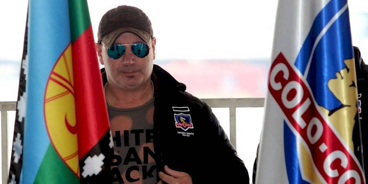 """Barticciotto y su mensaje al plantel del """"Cacique"""": """"Recuerden que Colo Colo es grande por su gente... y ésa siempre está"""""""