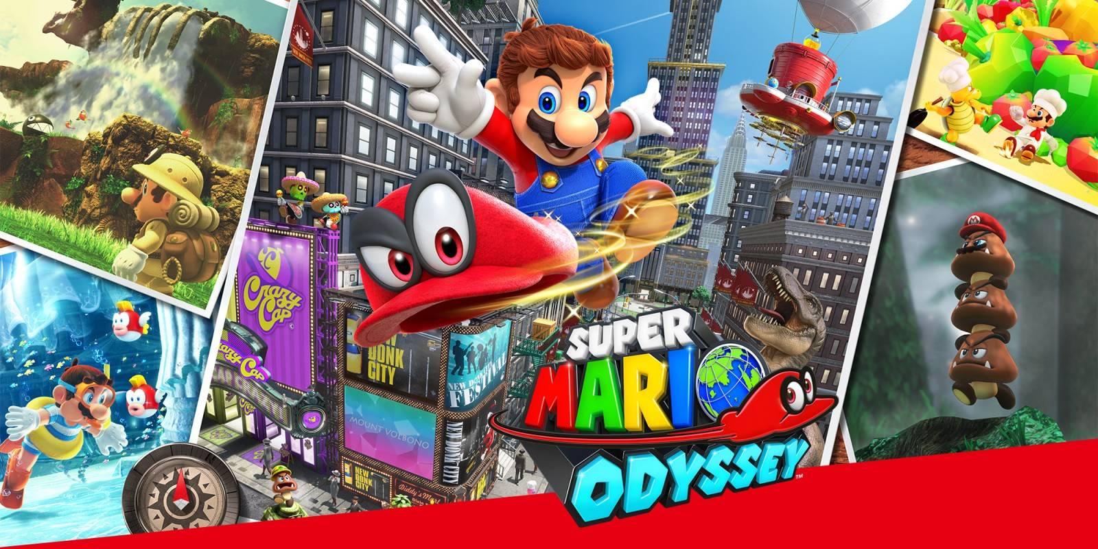 Nintendo Switch descuentos navidad