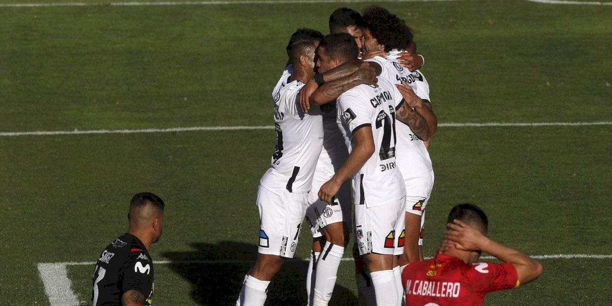 A Colo Colo le volvió el alma al cuerpo tras victoria ante Unión Española