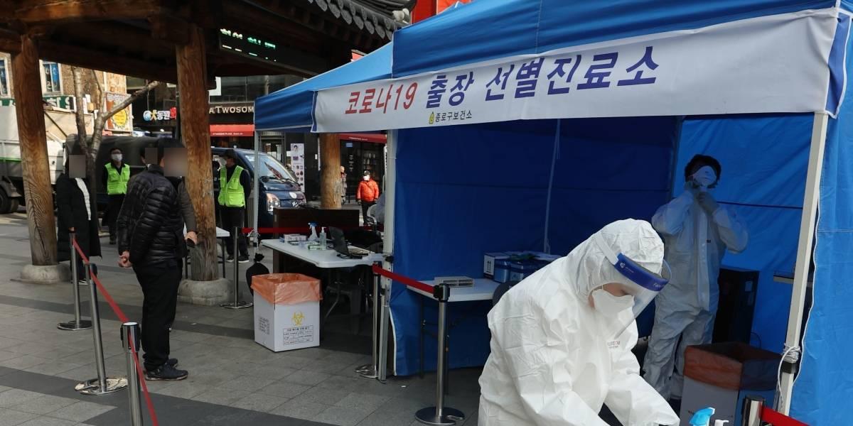 Sin síntomas y sin freno: la tercera ola de Covid-19 gana terreno silenciosamente en Corea del Sur