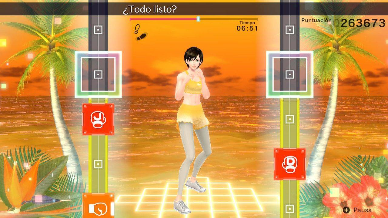 Fitness Boxing 2 Rhythm & Exercise review