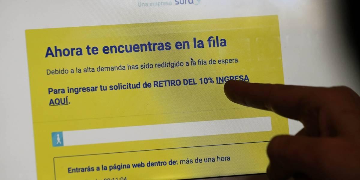"""10%: Ofician a """"Super"""" de Pensiones por problemas en retiros con cédula vencida"""
