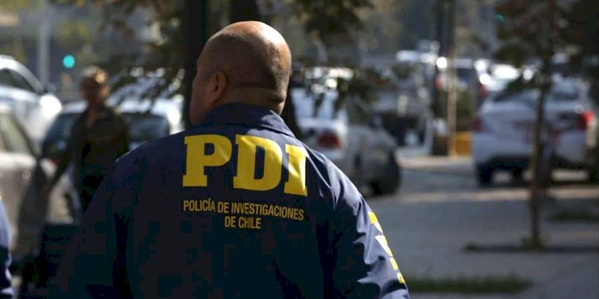 Macabro: encuentran feto de seis meses abandonado en la Plaza de Armas de Santiago