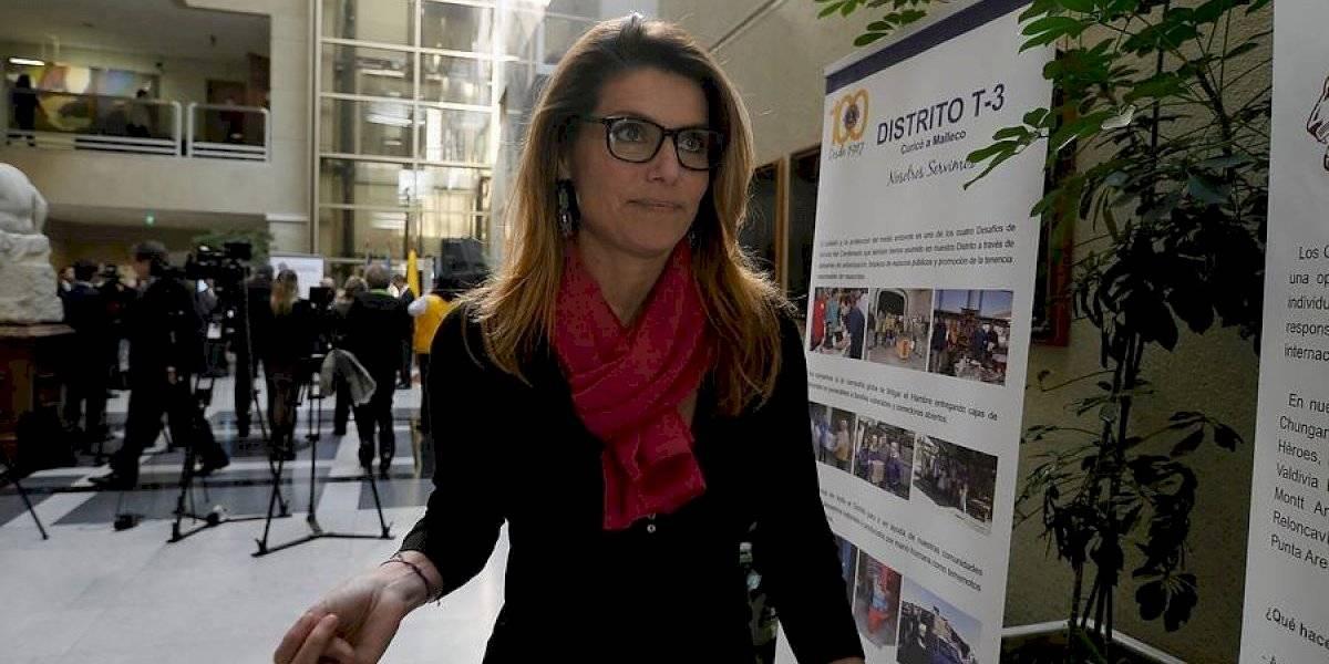 Andrea Molina da otro paso en su aspiración por la alcaldía de Viña del Mar