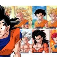 Dragon Ball: así luciría Krillin si fuera Super Saiyajin