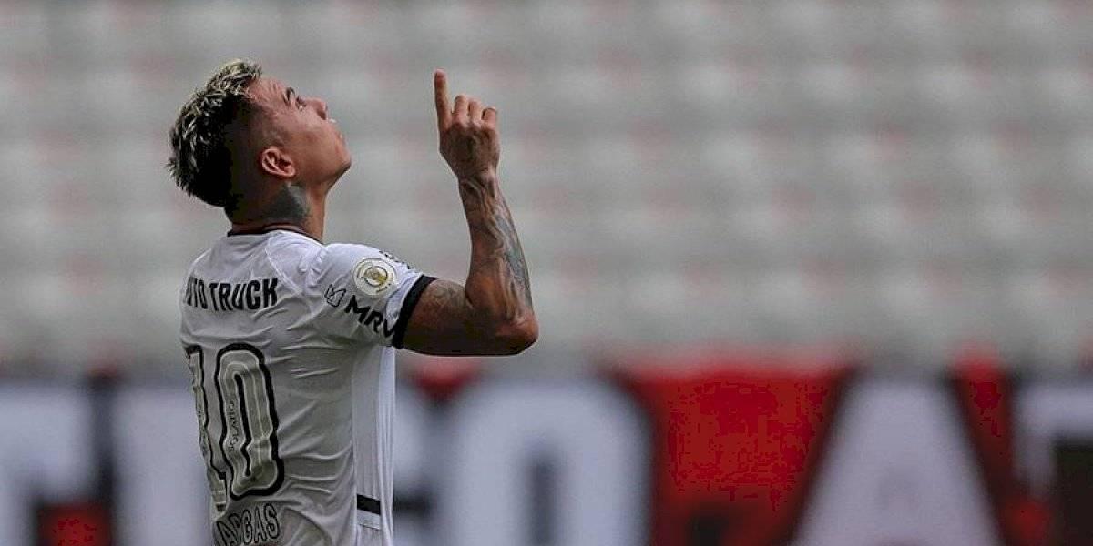 Chilenos en Brasil: Vargas anota un golazo en victoria del Mineiro y Kuscevic destaca en su debut como titular en Palmeiras