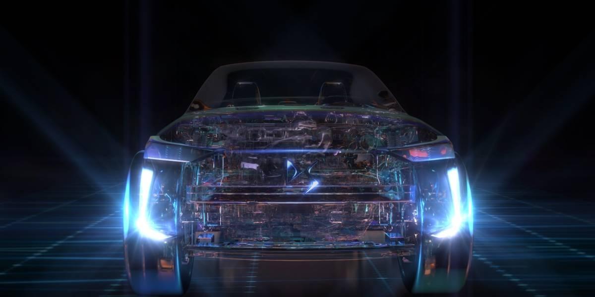 DS Automobiles revela las tecnologías que incorporará el nuevo DS4