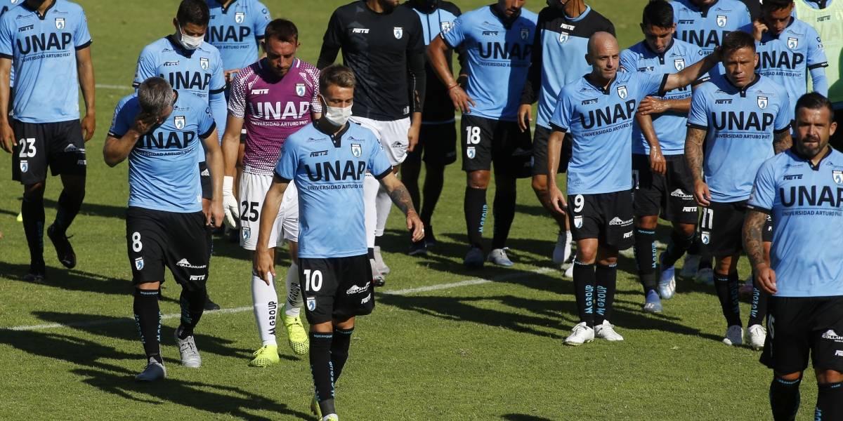 Coronavirus sigue golpeando al fútbol nacional: Deportes Iquique confirmó tres casos positivos por covid-19