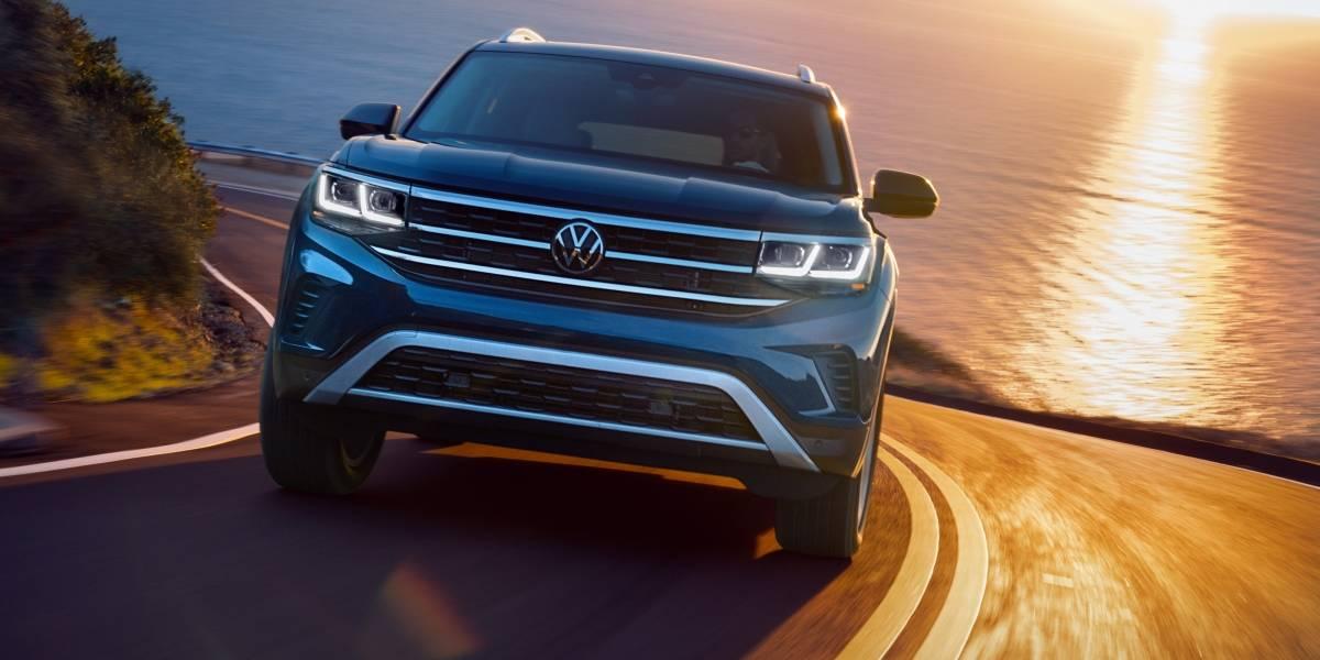 Volkswagen presenta la renovación del Atlas en Chile