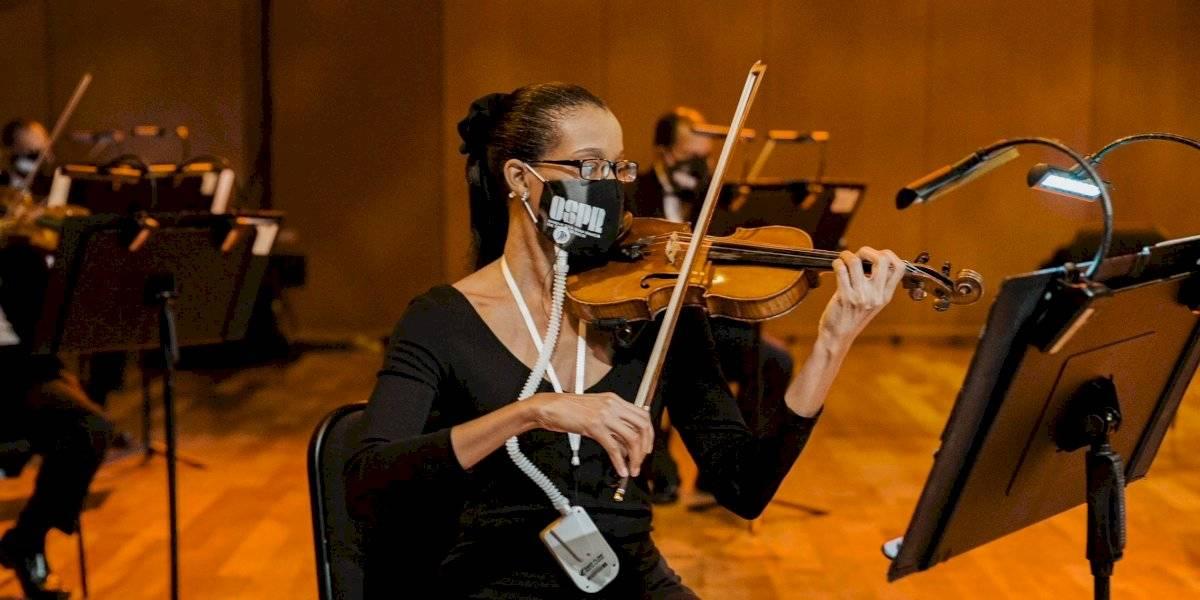 Orquesta Sinfónica presentará su tradicional concierto de Navidad por televisión