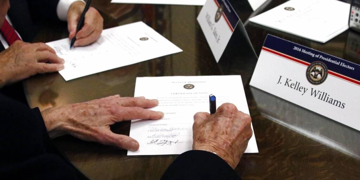 Formalizarán victoria de Joe Biden en Colegio Electoral