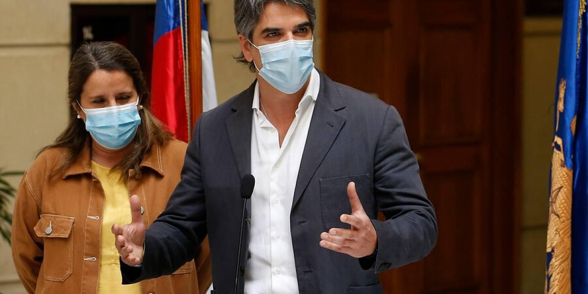 """Diputado RN enciende la polémica al anunciar que no se vacunará contra el covid-19: """"Por ningún motivo"""""""
