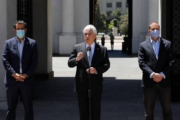 Piñera anuncia que vetará proyecto de indulto a detenidos en estallido social si avanza en el Congreso