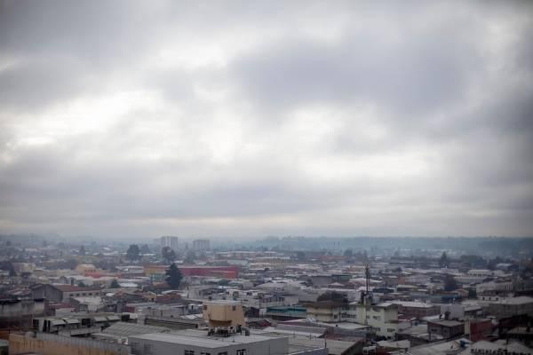 Lluvia en el Eclipse: se confirma pronóstico y comienzan las precipitaciones en La Araucanía