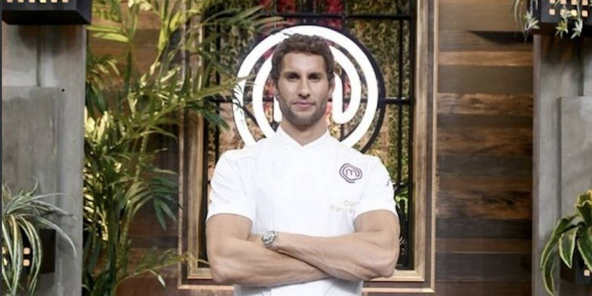 """Franco Noriega, el atractivo chef que ha enamorado a toda la audiencia de """"MasterChef"""""""