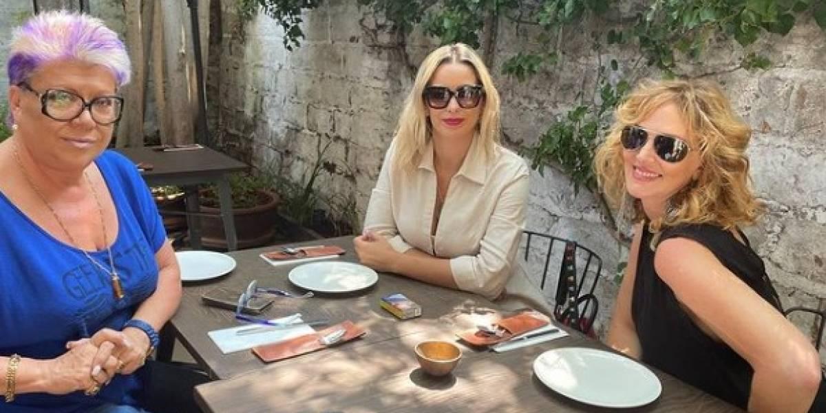 Catalina Pulido quiere ser concejal de Vitacura en compañía de los Pinochet Hiriart
