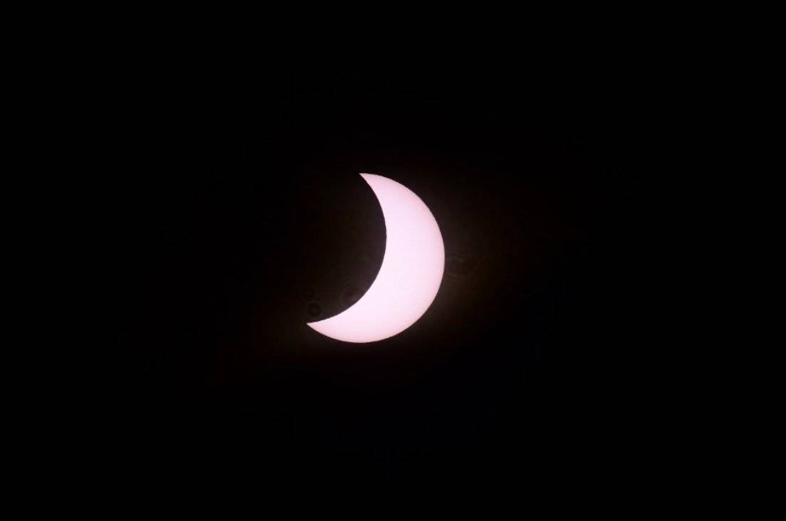 Eclipse Chile