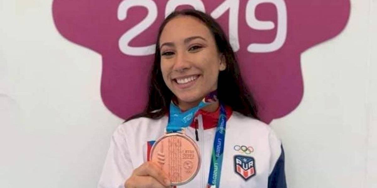 Boricua Fabiola Ruiz se convierte en subcampeona mundial en modalidad de Taekwondo