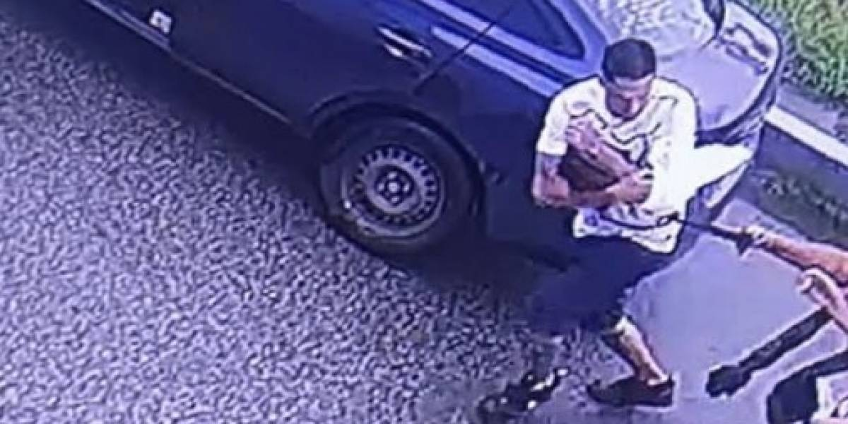 Autoridades buscan dar con sujeto que robó a una mujer en Juncos