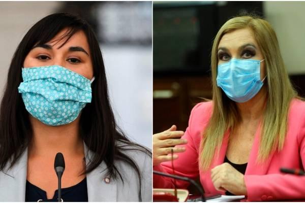 Cadem: Izkia Siches y Pamela Jiles son las figuras políticas mejor evaluadas