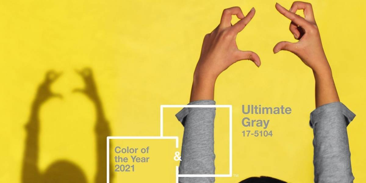 Estos son los colores del 2021 según Pantone