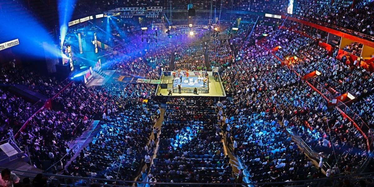 En estos lugares podrás disfrutar de la lucha libre en la CDMX