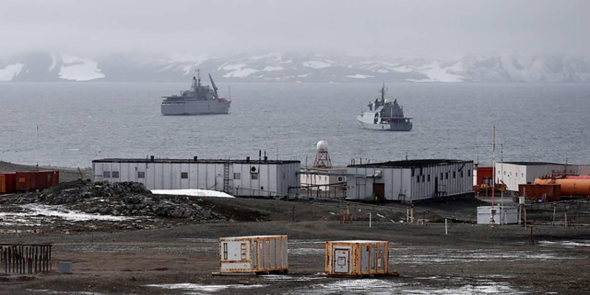 ¿Juntamos miedo? 30 mil sismos se han registrado en la Antártida desde agosto a la fecha