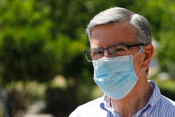 """Joaquín Lavín anuncia su candidatura presidencial:  """"Nuestro país necesita sanar, unirse, integrarse"""""""
