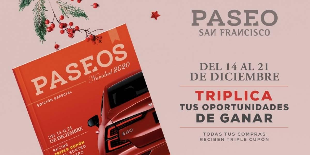 Guía de compras de Paseo San Francisco Navidad 2020 ¡Descárgala ya!