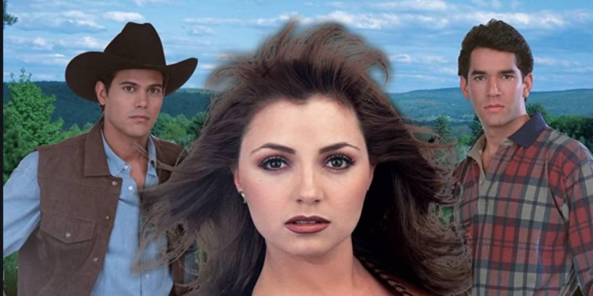 """""""La Dueña"""": La telenovela que marcó los inicios de la carrera de Angélica Rivera"""
