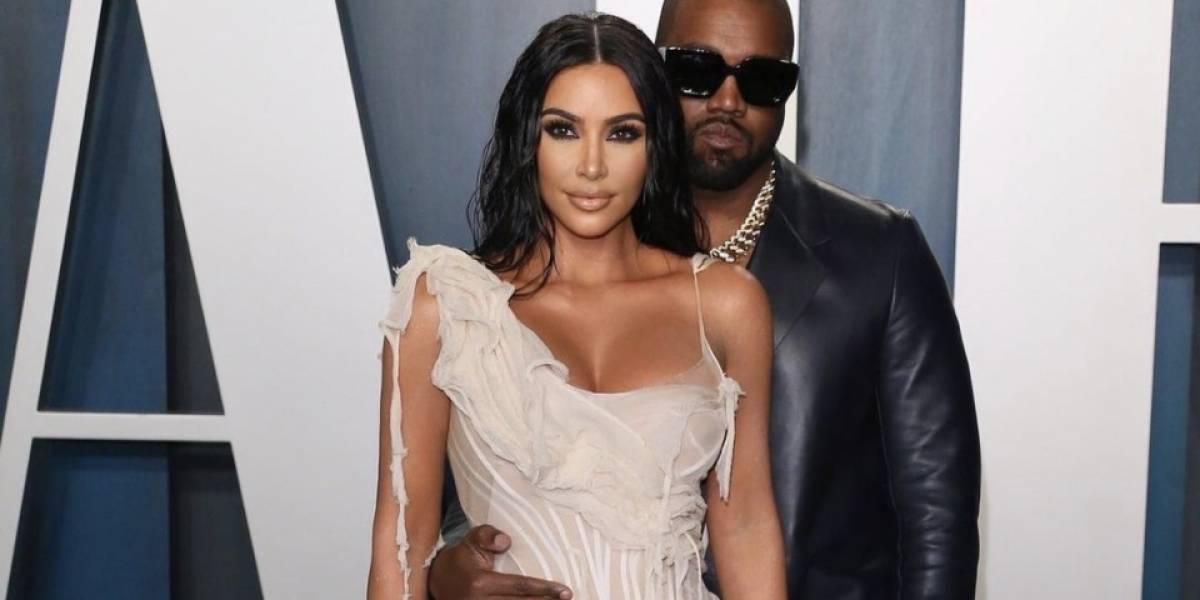 ¿Cómo es actualmente la relación de Kim Kardashian y Kanye West?