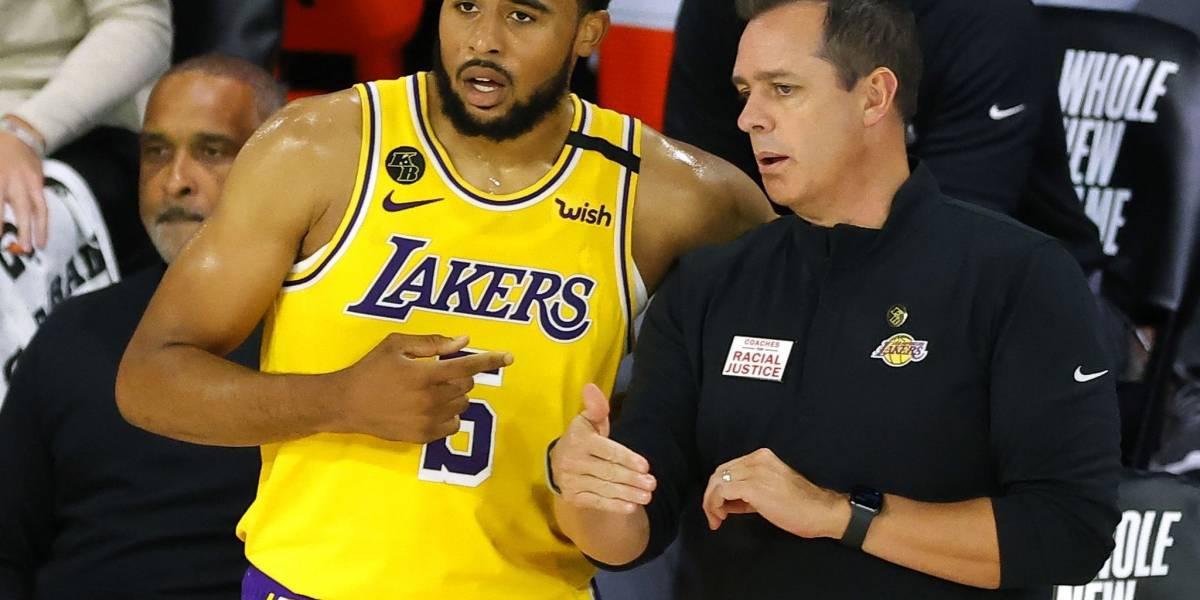 Talen Horton-Tucker, el arma secreta de los Lakers