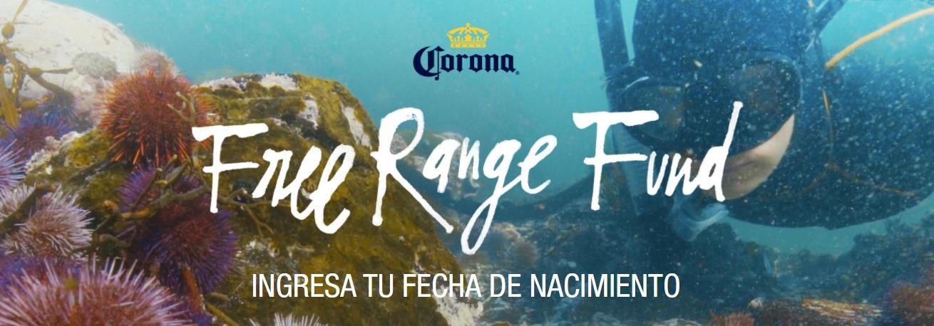Free Range Fund de Corona.