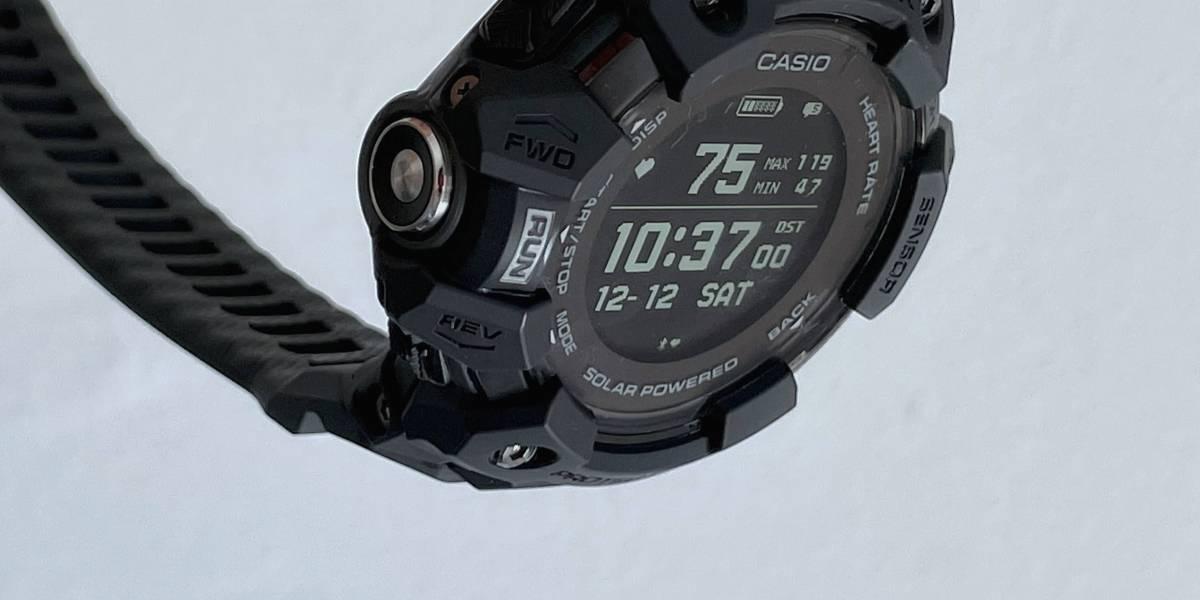Review del G-Shock GBD-H1000: casi smart, pero con corazón de Casio clásico [FW Labs]