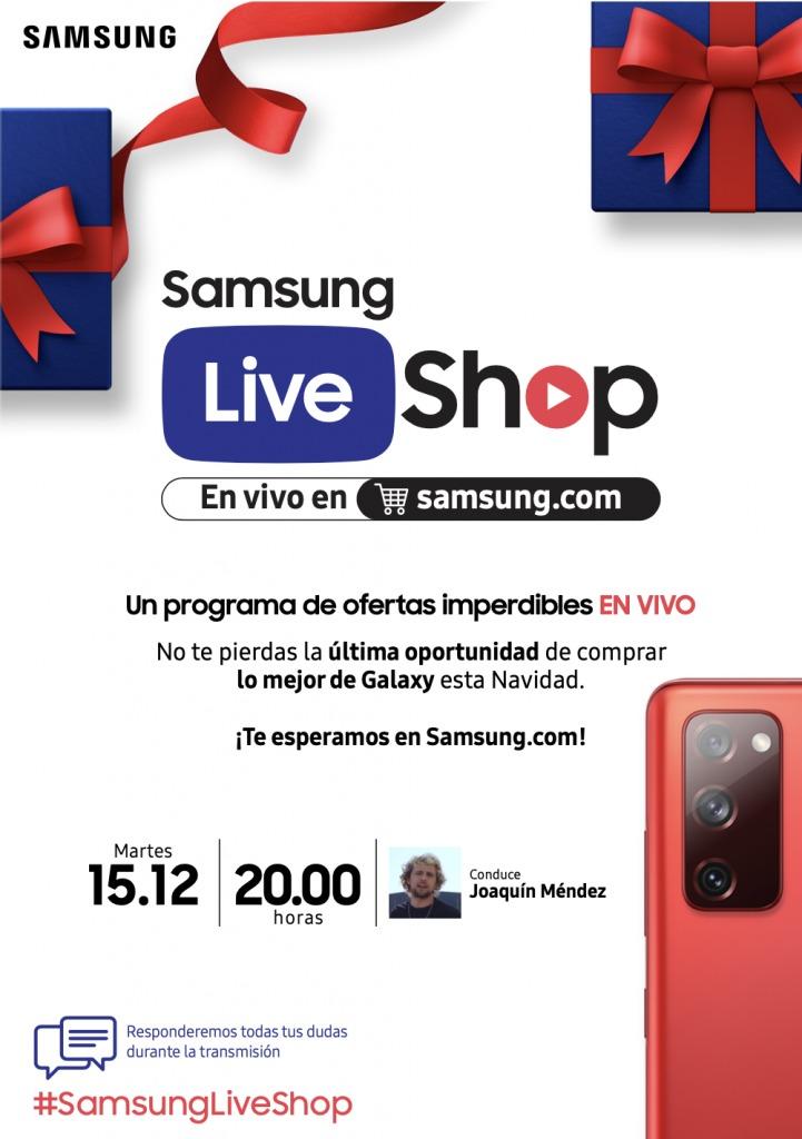 Samsung ofertas México diciembre