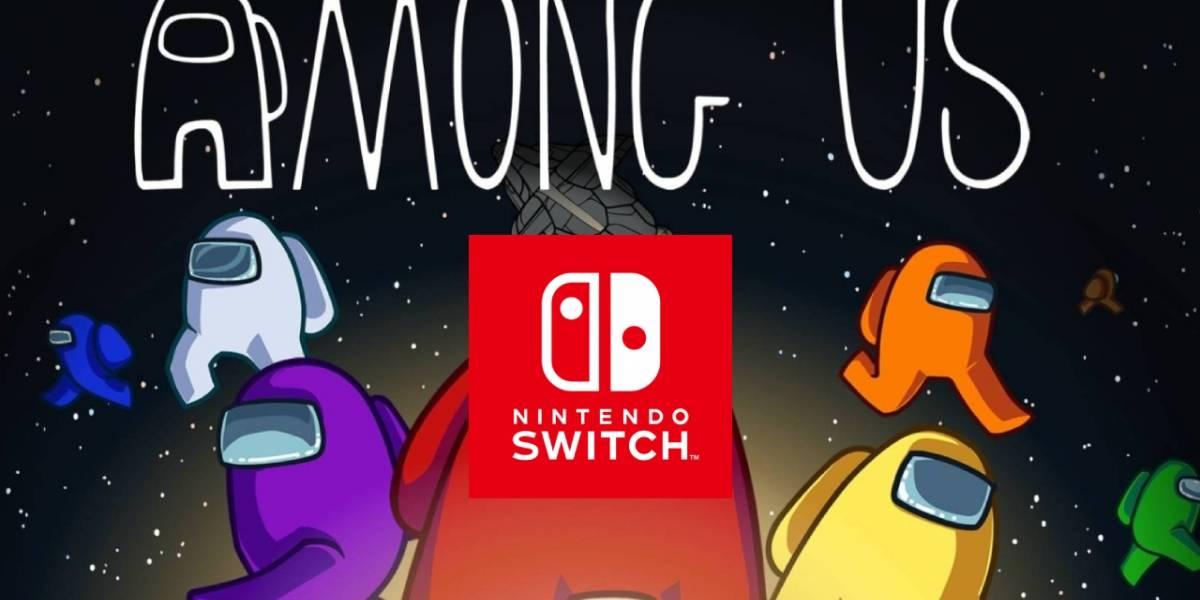 Among Us llega a Nintendo Switch y los fans no podrían estar más felices con esto