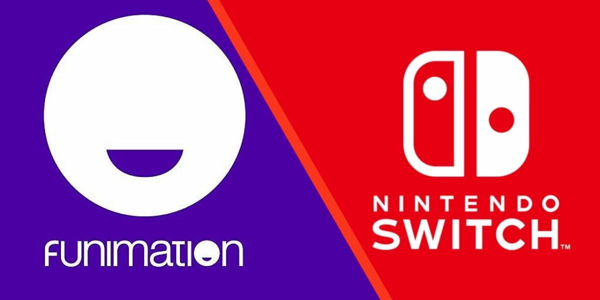 Nintendo Switch: app de Funimation llega a la consola híbrida