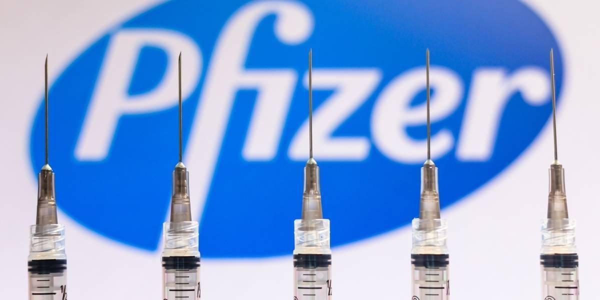 Llegaron más vacunas Pfizer desde Bélgica: son 11.700 dosis y se van a regiones