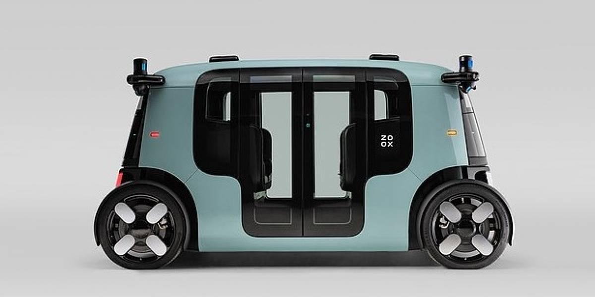 Amazon ya tiene el primer prototipo de Zoox, un vehículo autónomo y eléctrico que cambiará el transporte urbano