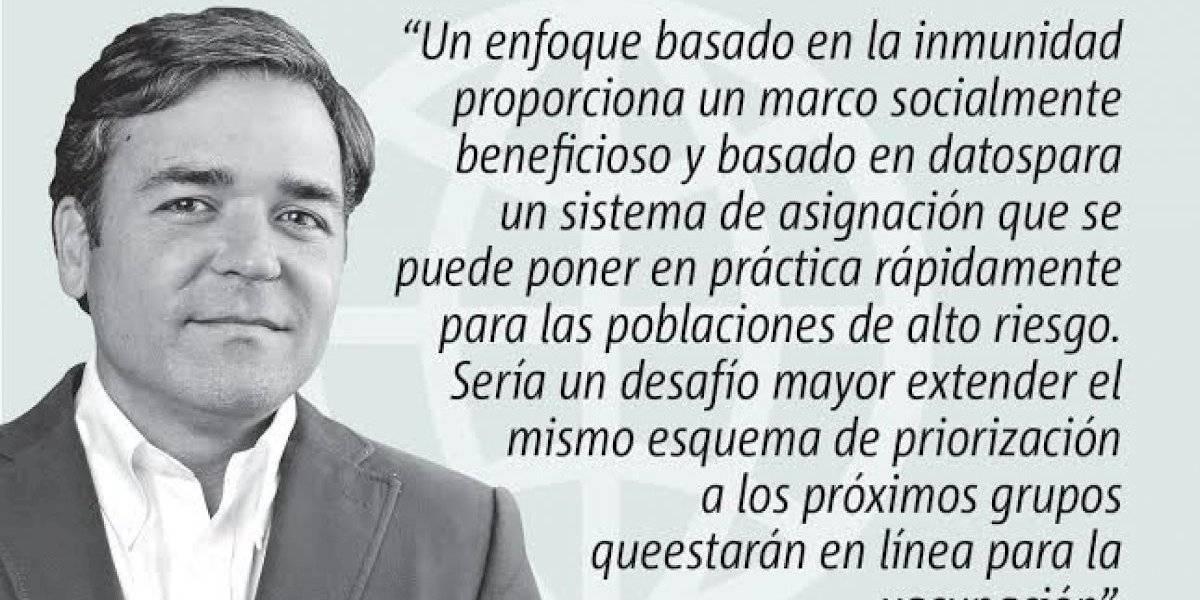 Opinión de Alejandro Figueroa: Clave la inmunidad proporcional