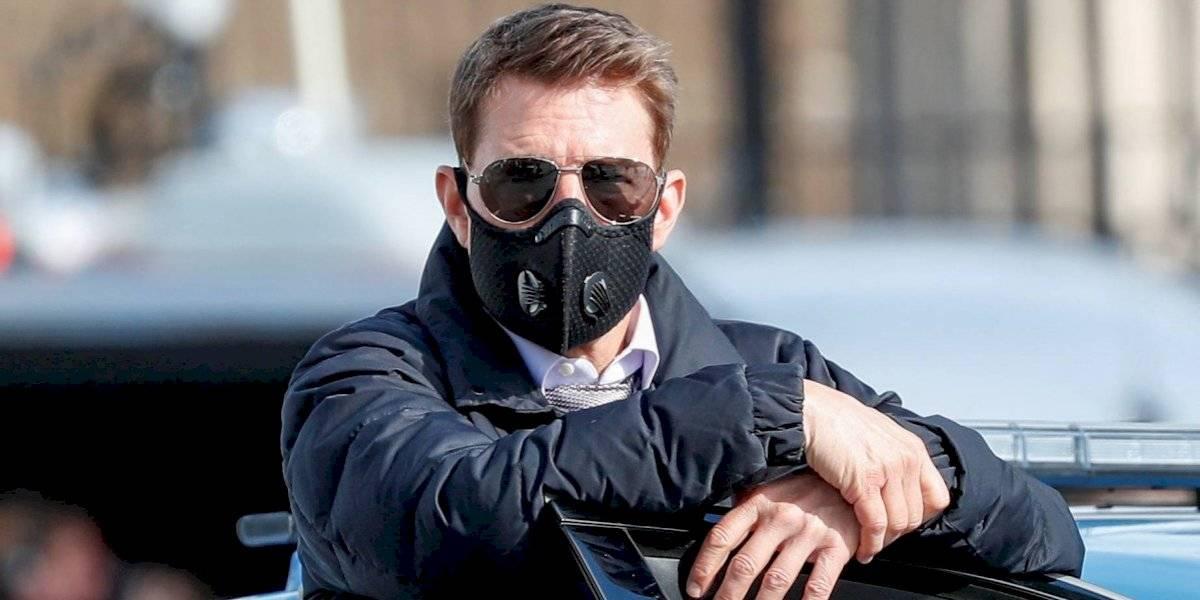 """Tras filtración de furioso reto de Tom Cruise: cinco trabajadores renuncian al rodaje de """"Misión Imposible 7"""""""