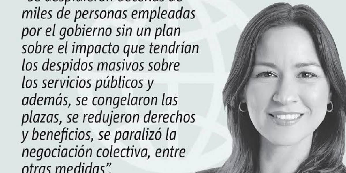 Opinión de Rosa Seguí: La Junta: enemiga del servicio público