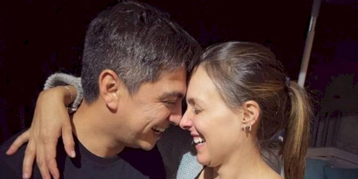 """Sergio Freire y Maly Jorquiera anuncian su matrimonio: """"El anillo para cuando menos lo esperas"""""""