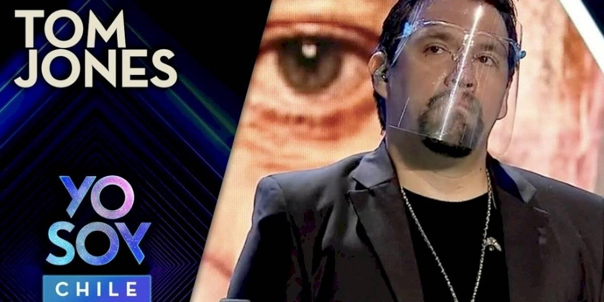 """Polémica por """"Yo Soy"""": excompetidor sacó hasta a Franco Simone al baile"""