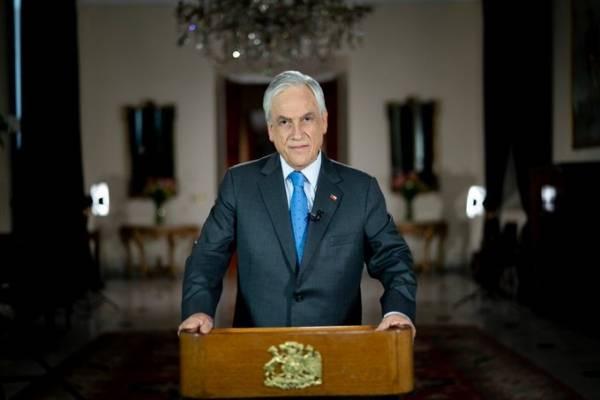 """Presidente Sebastián Piñera: """"En Chile la vacuna será voluntaria y gratuita para todos"""""""